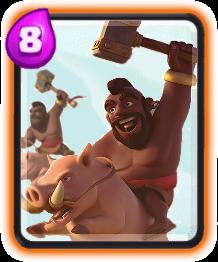 עדר רוכבי חזירים